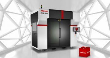 5 unieke mogelijkheden van de Mimaki 3DGD-1800 grootformaat 3d-printer image