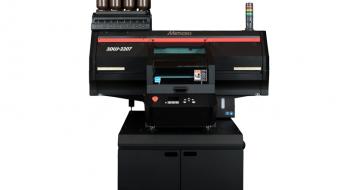 Mimaki komt met nieuwe compacte 3D-inkjetprinter in uv-kleuren image
